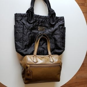 Lot of 2 Marc Jacobs bags!